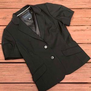 Banana Republic Short-sleeved Blazer